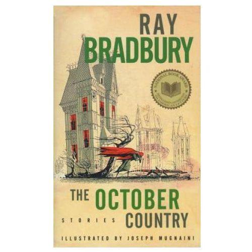 Książki do nauki języka, October Country (opr. miękka)