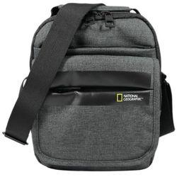 National Geographic STREAM torba na ramię / saszetka / N13103 ciemnoszara - Anthracite