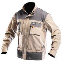 Bluzy i koszule ochronne, Bluza robocza r. XL / 56 2w1 z odpinanymi rękawami NEO 81-310
