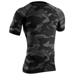 Koszulka męska z krótkim rękawem Tervel Optiline Tactical OPT 1103 - black-grey