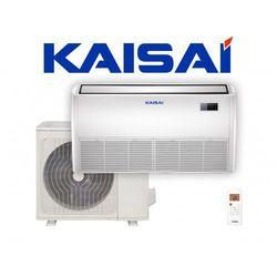 Klimatyzacja, klimatyzator podstropowo-przypodłogowy 5,3kW/5,6kW (KUE-18HRB32X, KOB30-18HFN32X)