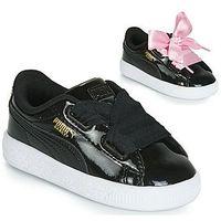 Buty sportowe dla dzieci, Trampki niskie Puma INF BASKET HEART PATENT.BL 5% zniżki z kodem CMP5. Nie dotyczy produktów partnerskich.