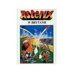 Asterix w Brytanii (DVD) - Pino Van Lamsweerde OD 24,99zł DARMOWA DOSTAWA KIOSK RUCHU
