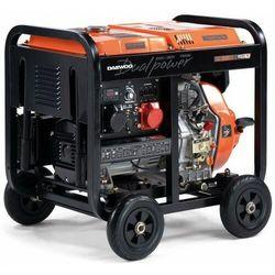 Agregat prądotwórczy DAEWOO DDAE 9000DXE-3 6,3kW dual power diesel