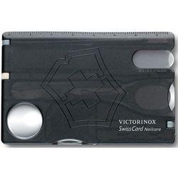 Niezbędnik VICTORINOX SwissCard Nailcare 0.7240.T3 Czarny + DARMOWY TRANSPORT!
