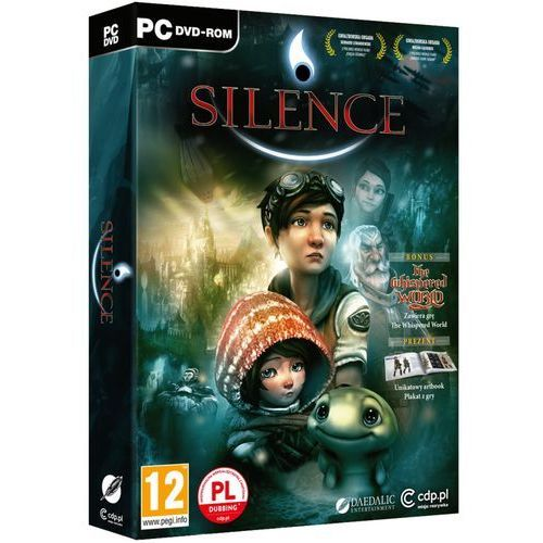 Gry PC, Silence + The Whispered World (PC)