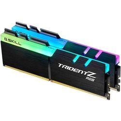 Pamięć G.Skill Trident Z RGB DDR4, 2x8GB, 3200MHz, CL16 (F4-3200C16D-16GTZR) Darmowy odbiór w 20 miastach!