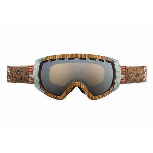 Kaski i gogle, gogle snowboardowe DRAGON - Rogue Danny Davis Jet Ionized (DANNY D) rozmiar: OS