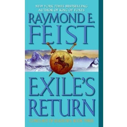 Książki do nauki języka, Exile`s Return (opr. miękka)