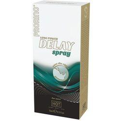 Spray Na Opóźnienie Wytrysku Prorino Long Power Delay Spray 15ml, Kolor: Przezroczysty, Rozmiar: 15