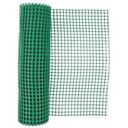 Siatka ogrodzeniowa z tworzywa sztucznego typ 404 zielona 50 cm x 500 cm