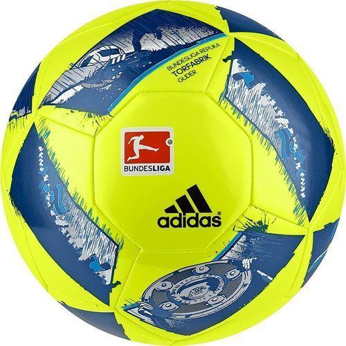 Piłka nożna, Piłka nożna ADIDAS AO4826 R.4 Torfabrik Bundesliga (rozmiar 4)