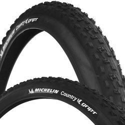 Michelin Country Grip´R Opony rowerowe 29 calowe czarny 54-622 | 29 x 2,10 2018 Opony MTB