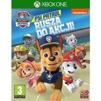 Gry na Xbox One, Psi Patrol: Rusza do akcji! Gra xbox one CENEGA