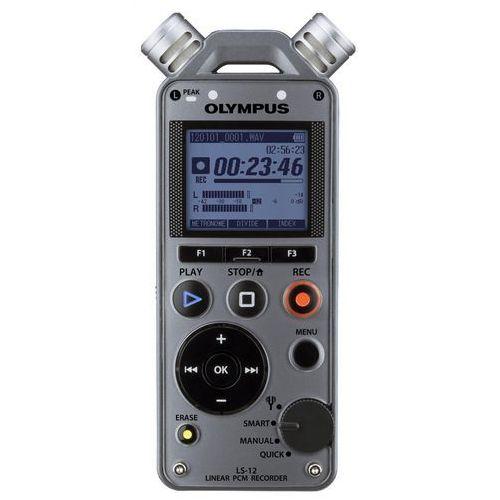Dyktafony, Olympus LS-12