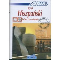 Książki do nauki języka, Język hiszpański łatwo i przyjemnie + 4 CD