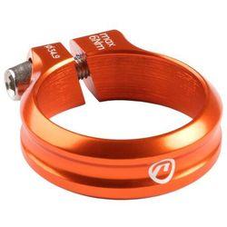 Obejma podsiodłowa ze śrubą imbusową Execute 31.8 mm pomarańczowa anodowana