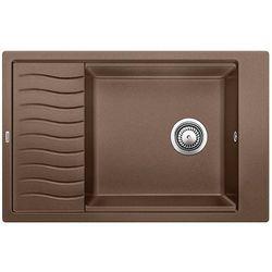 BLANCO ELON XL 6 S zlewozmywak bez korka automatycznego, z kratka ociekowa, komora prawa/lewa, kolor MUSZKAT 521864
