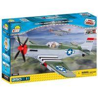 Pozostałe zabawki, Armia North American P-51C Mustang - myśliwiec amerykański