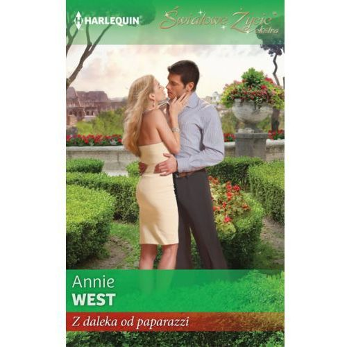 E-booki, Z daleka od paparazzi - Annie West