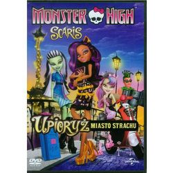 Monster High Scaris: Upioryż miasto strachu