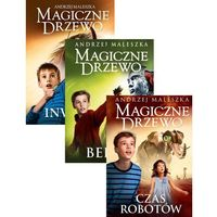 Książki dla dzieci, Magiczne Drzewo Inwazja - Andrzej Maleszka (opr. twarda)