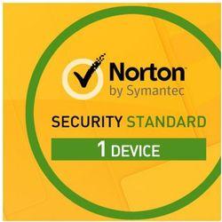 Norton Security 2018 Standard 1 Użytkownik, 1 Urządzenie