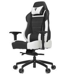 Vertagear P-Line PL6000 Racing Series Krzesło gamingowe - Czarno-biały - Skóra PU - Do 200 kg