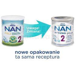 Nestle NAN Optipro Plus 2. puszka 800g- natychmiastowa wysyłka, ponad 4000 punktów odbioru!