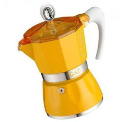 Kawiarka G.A.T Bella 6 tz żółta