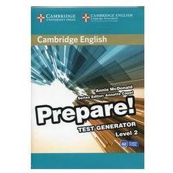 Cambridge English Prepare! 2 Test Generator CD-ROM