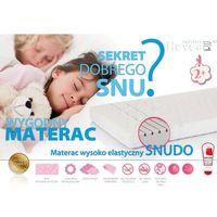 Materace, MATERAC WYSOKOELASTYCZNY HEVEA SNUDO 180x90