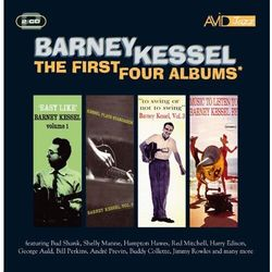 Barney Kessel - First 4 Albums