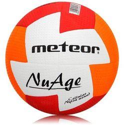 Piłka ręczna Meteor NuAge pomarańczowa rozmiar 2