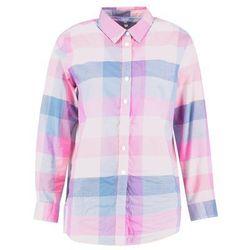 Tom Joule LONGLINE CHECK Koszula pink blue check