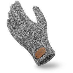 Rękawiczki dziecięce PaMaMi - Jasnoszara mulina