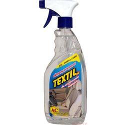 AC Cosmetics Textil Środek do czyszczenia tapicerki samochodowej 500ml