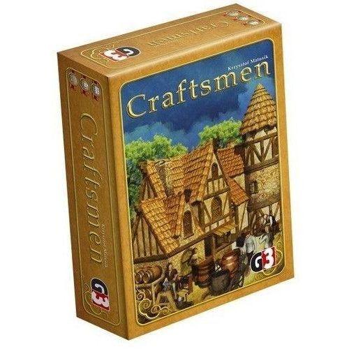 Puzzle, Gra craftsmen mlv