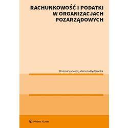 Rachunkowość i podatki w organizacjach pozarządowych - Nadolna Bożena, Rydzewska Marzena - książka (opr. miękka)
