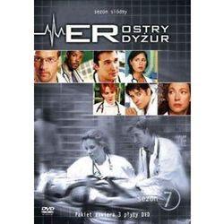 Ostry dyżur (sezon 7, 3 DVD) (Płyta DVD)