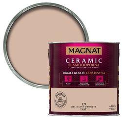 Farba Ceramiczna Magnat Ceramic C9 Delikatny Bronzyt 2.5l