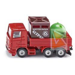 Zabawka SIKU Ciężarówka z pojemnikami...