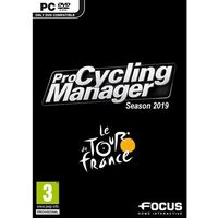 Gry PC, Pro Cycling Manager 2019 (PC)