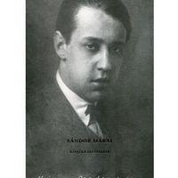Pozostałe książki, Sandor Marai Książka do pisania - Praca zbiorowa (opr. broszurowa)