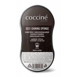 Czyścik samonabłyszczający do skóry licowej coccine self-shining sponge