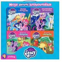 Książki dla dzieci, My Little Pony - Moje první knihovnička kolektiv