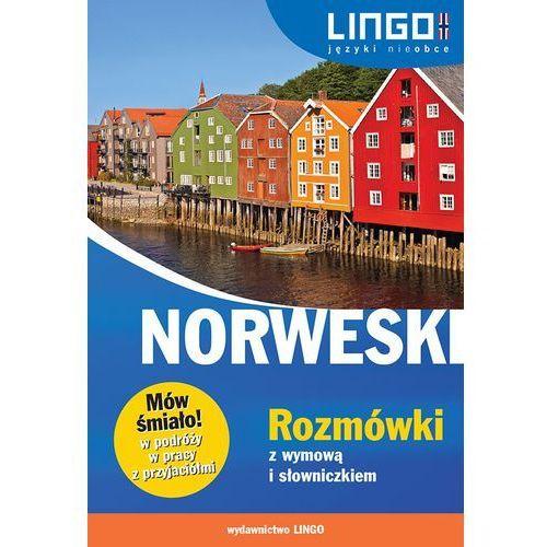 Słowniki, encyklopedie, Norweski. Rozmówki z wymową i słowniczkiem (opr. miękka)