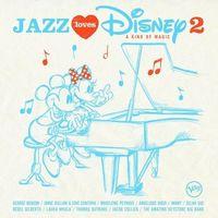 Pozostała muzyka rozrywkowa, JAZZ LOVES DISNEY VOL. 2 - KIND OF MAGIC - Różni Wykonawcy (Płyta CD)