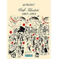 Komiksy, Profesor Filutek 1967-1984 + zakładka do książki GRATIS (opr. twarda)
