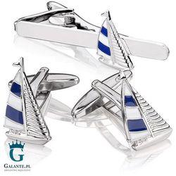 Komplet biżuterii Żaglówki SDK-1293